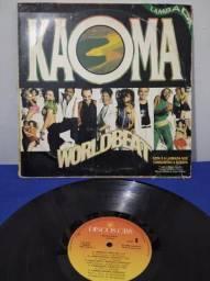 LP\Disco de Vinil: Kaoma - World Beat