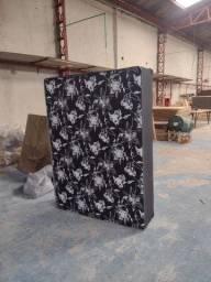 Título do anúncio: Cama Box Conjugado Casal Sonoflet Platinum 138x188x46cm