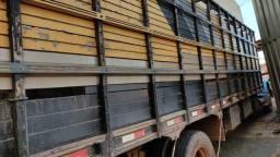Título do anúncio: Gaiola caminhão boiadeiro