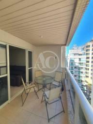 Apartamento a venda em Vila Velha Itapuã, amplo com 2 quartos, suíte, 2 vagas, segunda qua