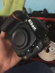 Título do anúncio: Nikon D750