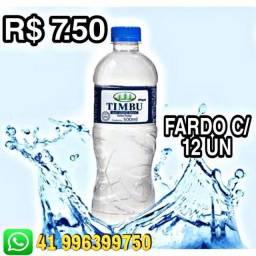 Título do anúncio: água mineral - promoção