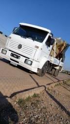Título do anúncio: Caminhão poliguindaste duplo Articulado
