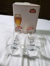 Título do anúncio: Conjunto de taças para cerveja