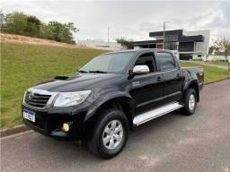 Título do anúncio: Toyota Hilux 2012 3.0 srv 4x4 cd 16v turbo intercooler diesel 4p automático