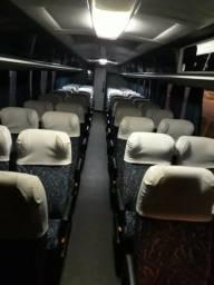 44 bancos de ônibus