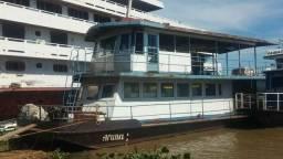 Barco de passageiros/empurrador etc - 2014