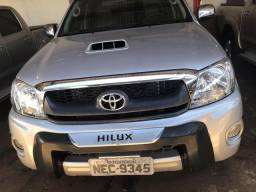 Hilux CD 4x4 SRV - 2010