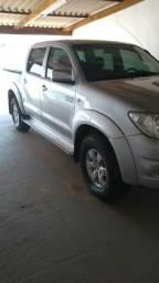 Hilux SRV 2011/11 4x4 Diesel - 2011