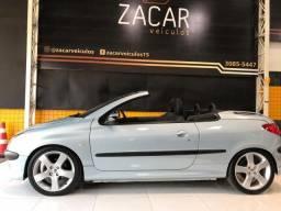 Peugeot 206 CC 1.6 16V Estado de Zero 53000km rodados R$ 30900 - 2002
