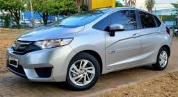 Aceita Troca Honda FIT LX 1.5 Flex Automático Baixo Km - 2015