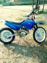 Xtz 125 trilha - 2004