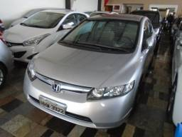 Honda Civic Sedan LXS 1.8 Prata - 2008