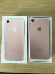 IPhone 7 32GB Rose - Impecável na garantia