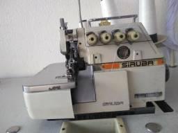 Vendo máquina Interlok 1800 reais