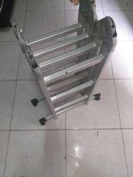 Escada articulada 12 degraus