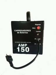 Carregador de baterias até 150 Ampéres