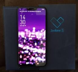 Zenfone 5 128gb c/nota e garantia! ZERO! ESTUDO TROCAS