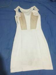 Vestido branco a