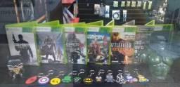 Jogos Originais de Xbox 360 venda ou troca