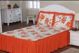 Ateliê da Bia com lindas colchas de cama de casal e solteiros