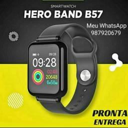 Smartwatch Hero Band B57 Entrega Grátis