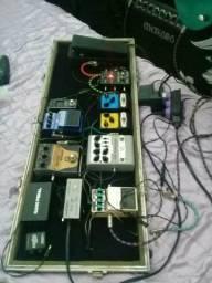 Pedais de guitarra