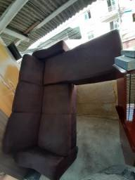 Bairro ELDORADO/Sofa 3 lugas /MODELO DIFERENTE