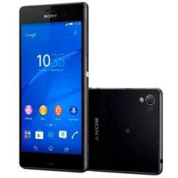 Sony Xperia Z3 D6643 Tela 5.2,TV Digital, Câmera 20.7MP, 4G, Quad-Core de 2.5 GHz