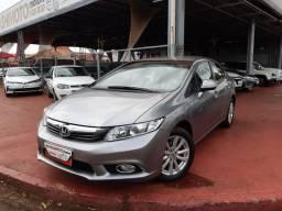 Civic LXR A/T 2.0 2014 Apenas 73.500 km rodados - 2013