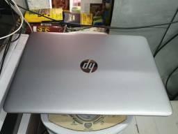 Notebook HP Core I5 6°Ger. 8GB RAM SSD256 Tela Touch Zero