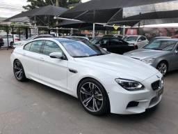 BMW M6 Grand Coupe 4.4 Bi Turbo V8 impecável, único dono - 2015