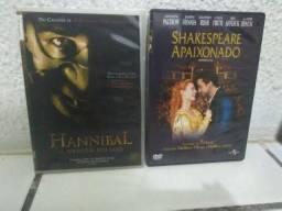 Conjunto de DVDs