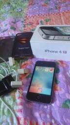 IPhone 4s 64gigas na caixa Icloud livre