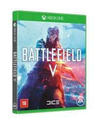 Battlefield 5 Xbox One Lacrado Nota fiscal