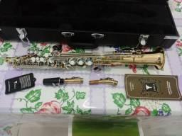 Sax soprano Eagle, usado comprar usado  Itaquaquecetuba