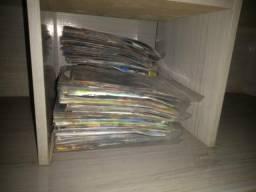 Vendo ou troco mais de 250 disco de DVDs