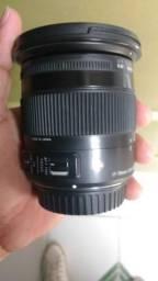Lente Canon 17-70 2.8-4
