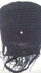 Linda bolsa de crochê