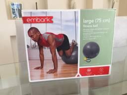 Bola para pilates e exercícios nova
