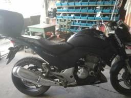 Honda CB 300c toda original funciona tudo extra vdo ou tco - 2012