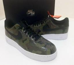 Tênis Nike Air Force 1  07 LV08 Refletive Camo 0c9b59a61840d