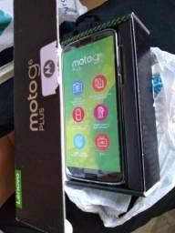 Moto G6 PLUS Zerado, 64G, TV, Nota, Garantia