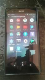 Celular Sony ultra t2 vendo ou troco