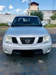 Camionete frontier xe tb 2.5 diesel - 2012