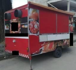 Trailer Food truck 3,5 x 2 m
