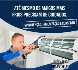Instalação, Manutenção e Conserto de Ar Condicionado