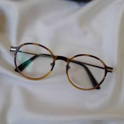 Armação de Óculos Retrô