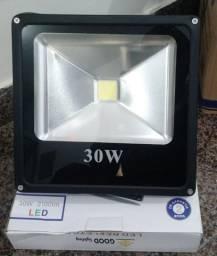 Usado, Refletor de Led 30 Watts A Prova d'Água comprar usado  Niterói