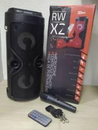 Caixa de som Bluetooth MBTECH rwx2